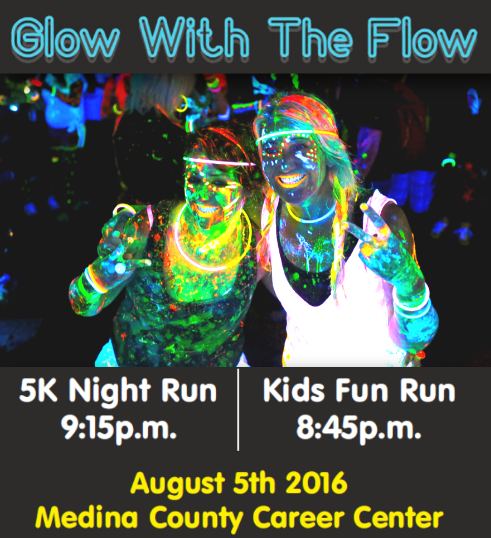 Glow with the Flow Family 5K Run / Walk